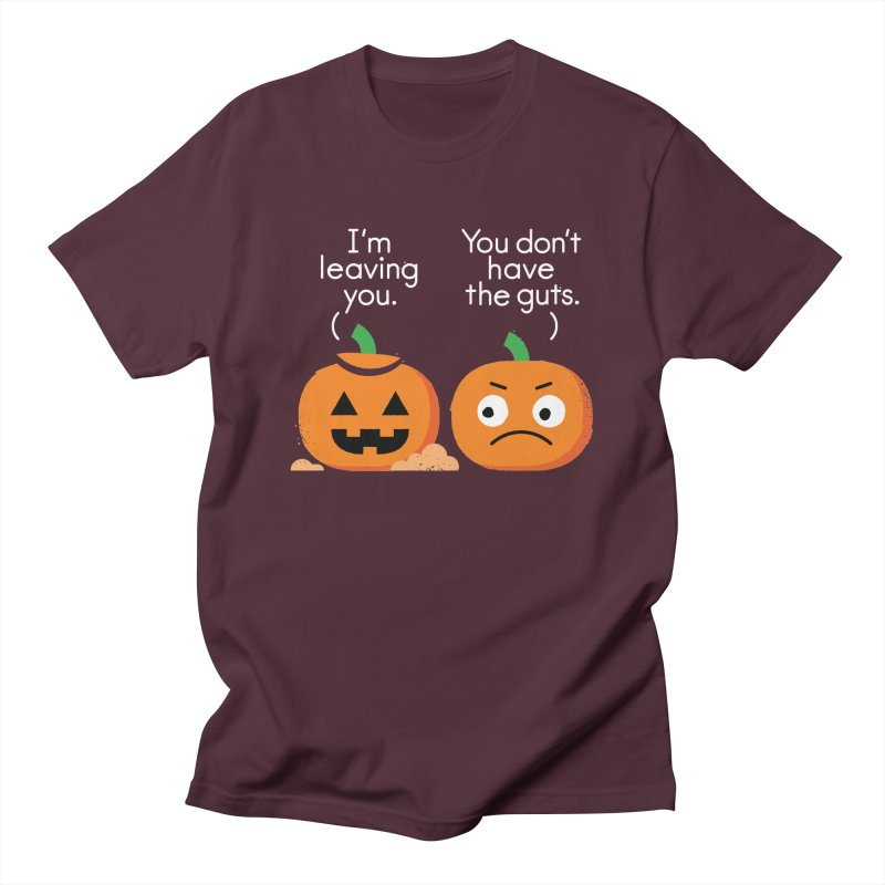 Gourd Riddance Women's Regular Unisex T-Shirt by David Olenick