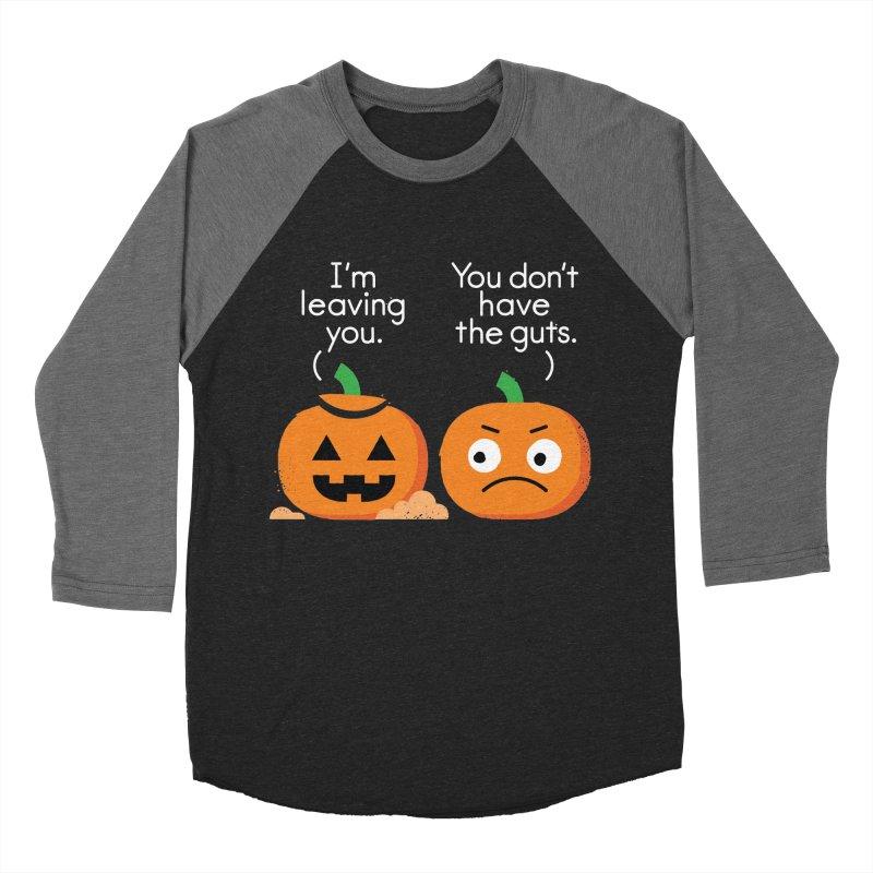 Gourd Riddance Women's Baseball Triblend Longsleeve T-Shirt by David Olenick