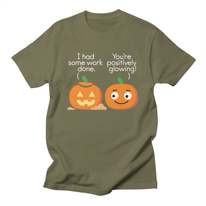 Carving Out Some Me Time Women's Regular Unisex T-Shirt by David Olenick