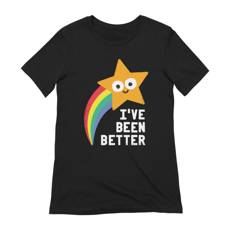 Shooting Straight Women's Extra Soft T-Shirt by David Olenick