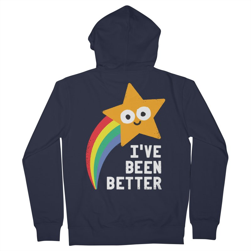 Shooting Straight Women's Zip-Up Hoody by David Olenick