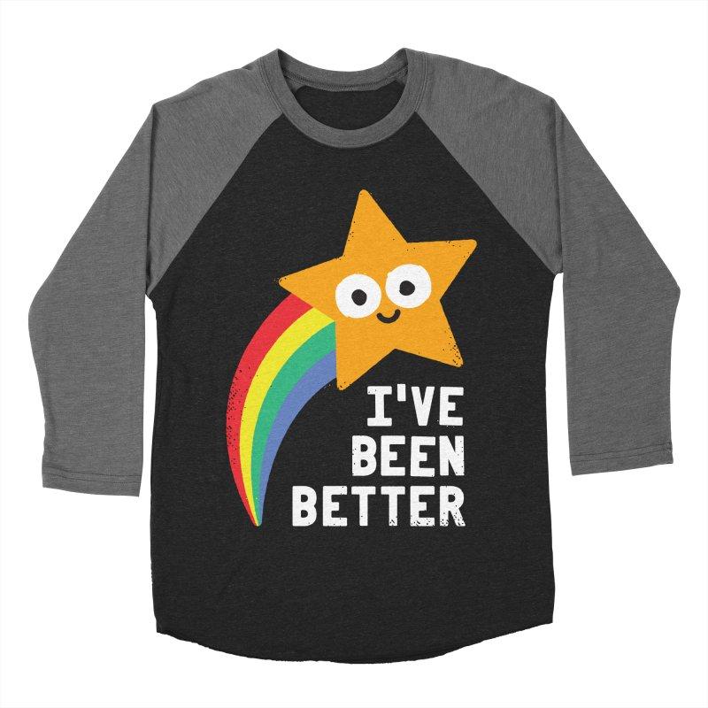 Shooting Straight Women's Baseball Triblend Longsleeve T-Shirt by David Olenick