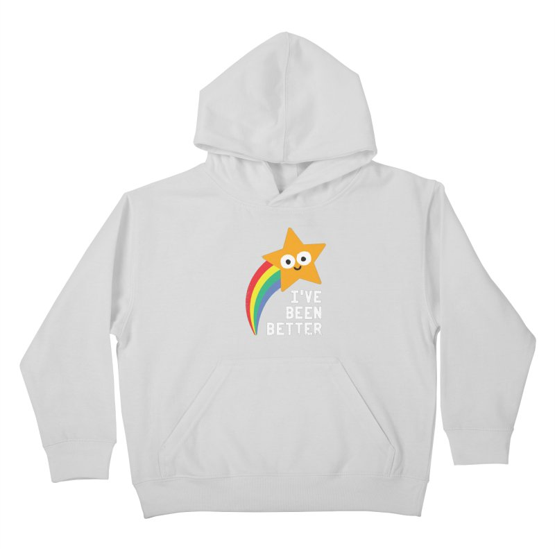 Shooting Straight Kids Pullover Hoody by David Olenick