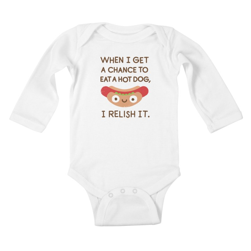A Frank Assessment Kids Baby Longsleeve Bodysuit by David Olenick