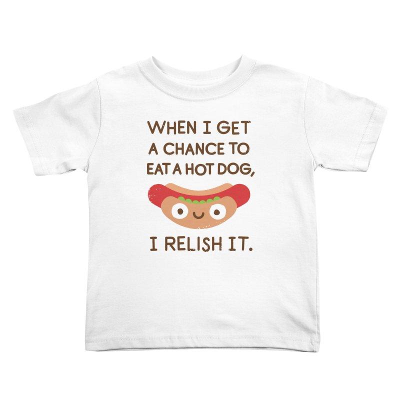A Frank Assessment Kids Toddler T-Shirt by David Olenick