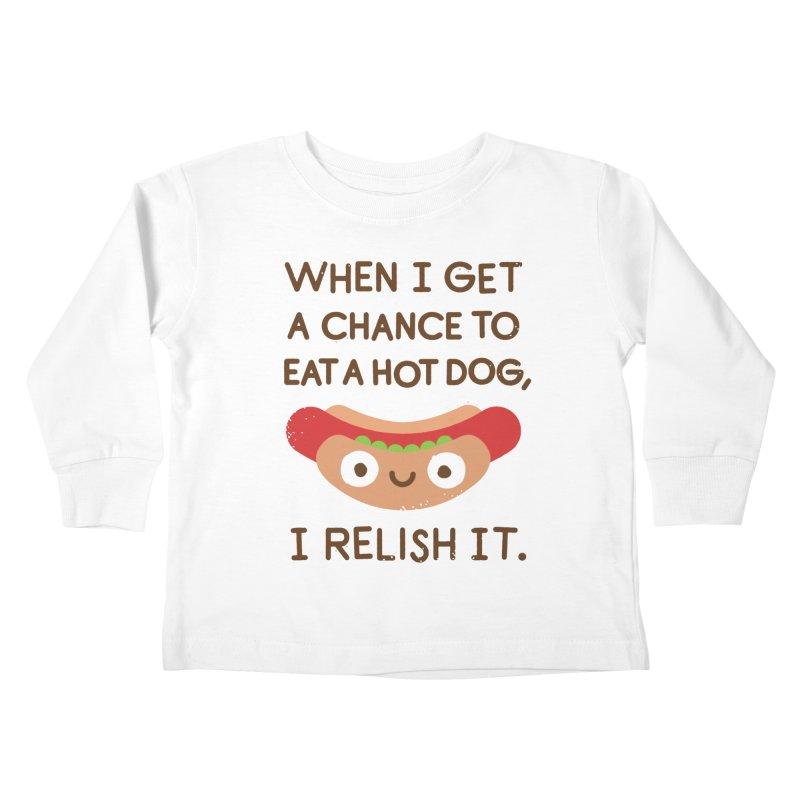 A Frank Assessment Kids Toddler Longsleeve T-Shirt by David Olenick