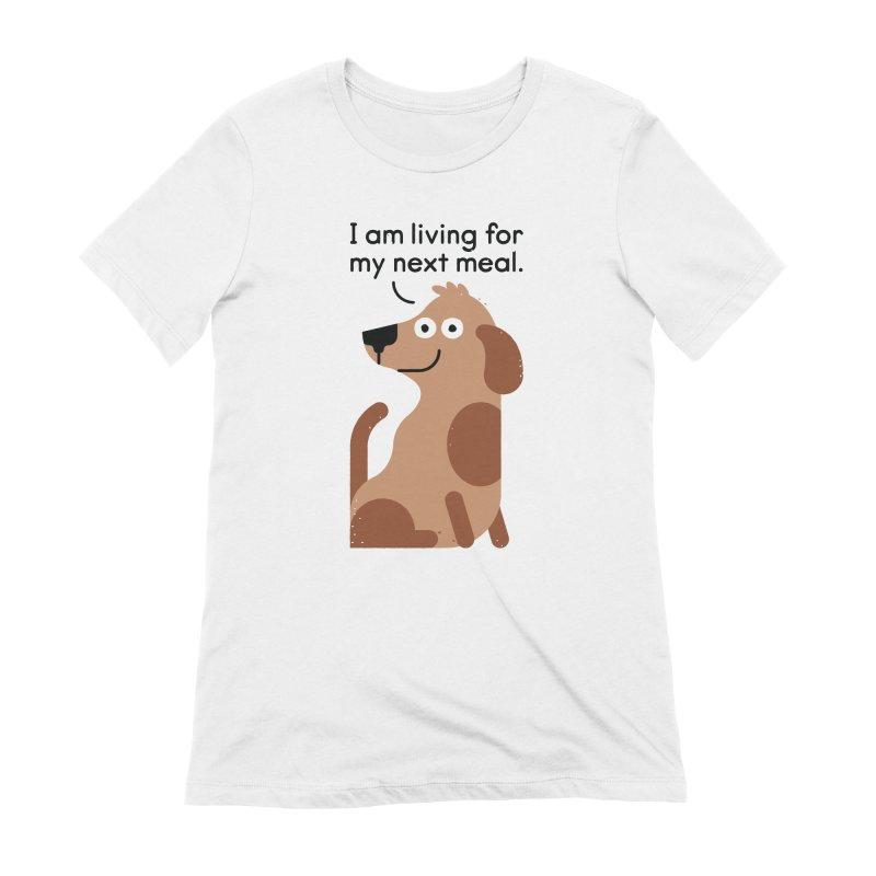Feeding Disorder Women's Extra Soft T-Shirt by David Olenick