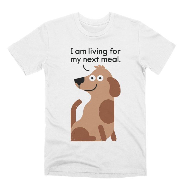 Feeding Disorder Men's T-Shirt by David Olenick