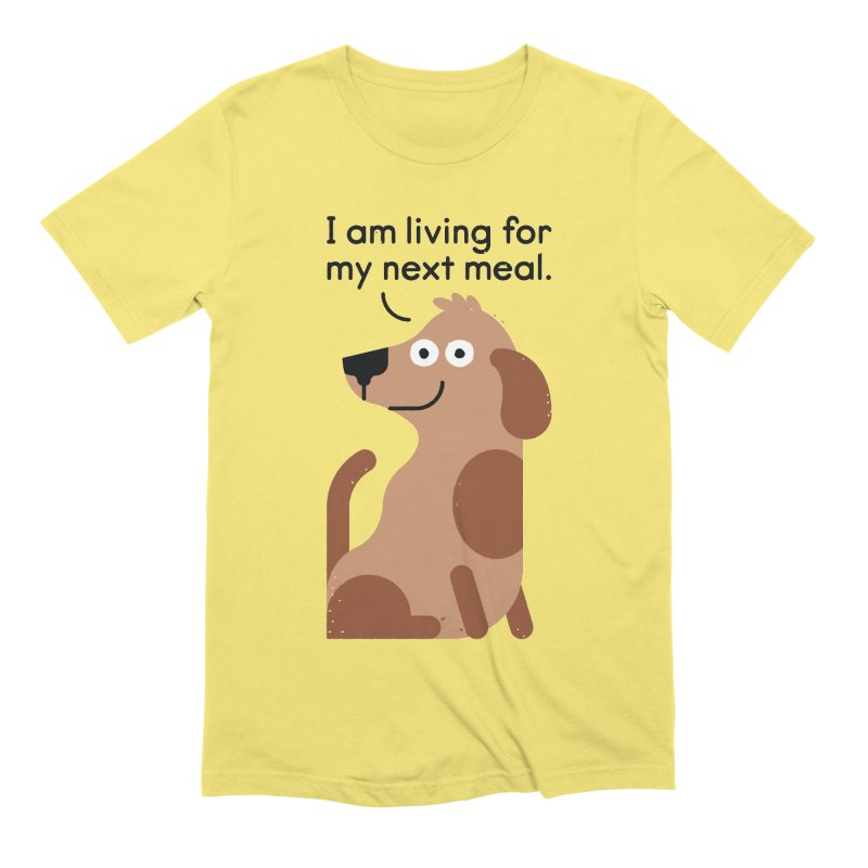 Feeding Disorder Men's Extra Soft T-Shirt by David Olenick