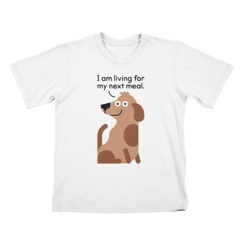 Feeding Disorder Kids T-Shirt by David Olenick