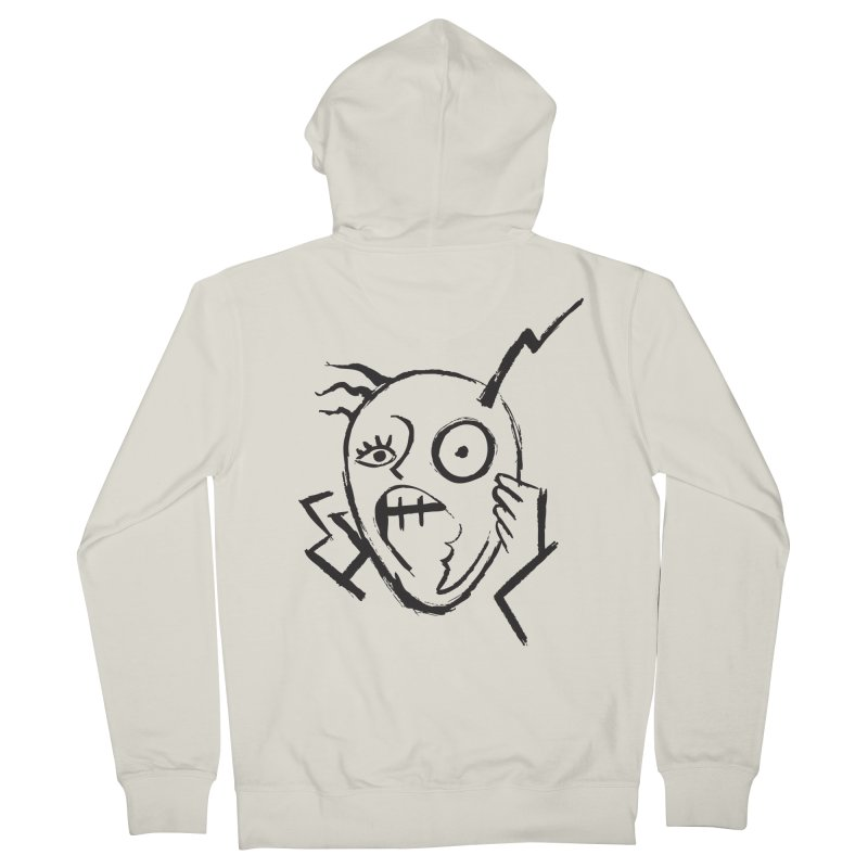 Metamorphosis Men's Zip-Up Hoody by Mexican Dave's Artist Shop
