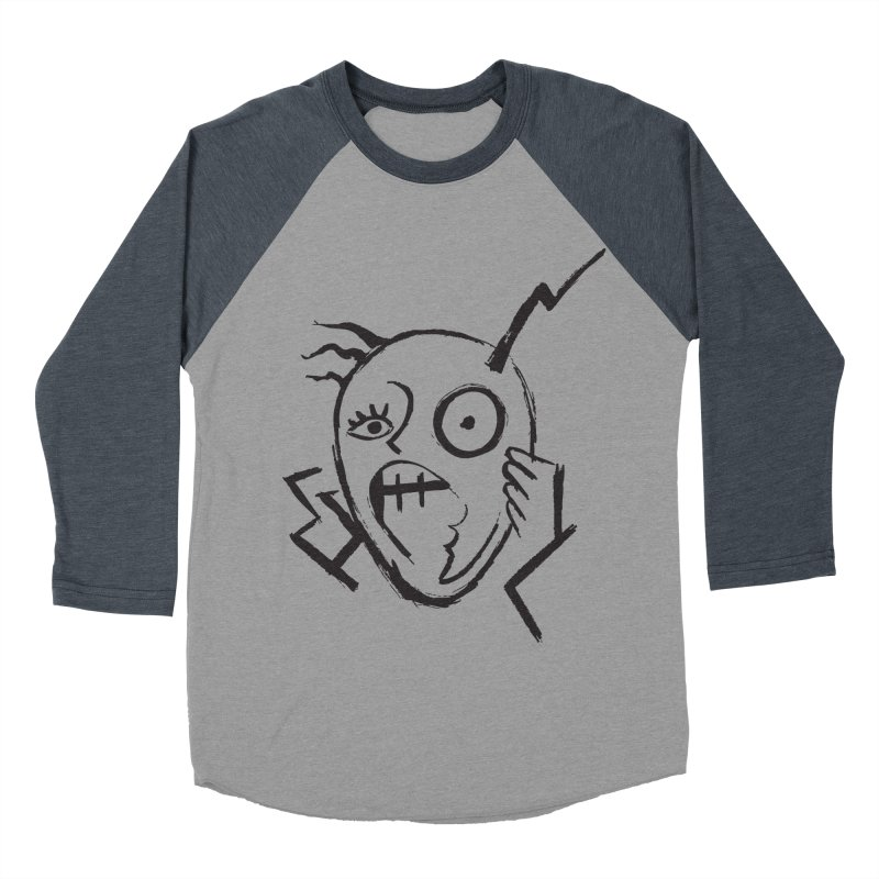 Metamorphosis Men's Baseball Triblend T-Shirt by Mexican Dave's Artist Shop