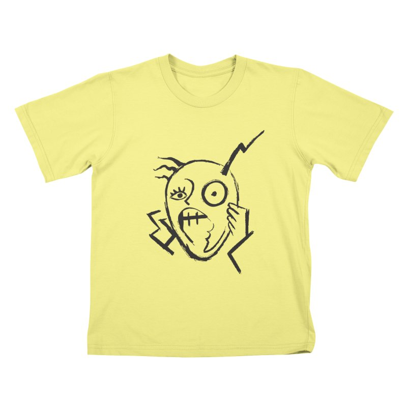 Metamorphosis Kids T-shirt by Mexican Dave's Artist Shop