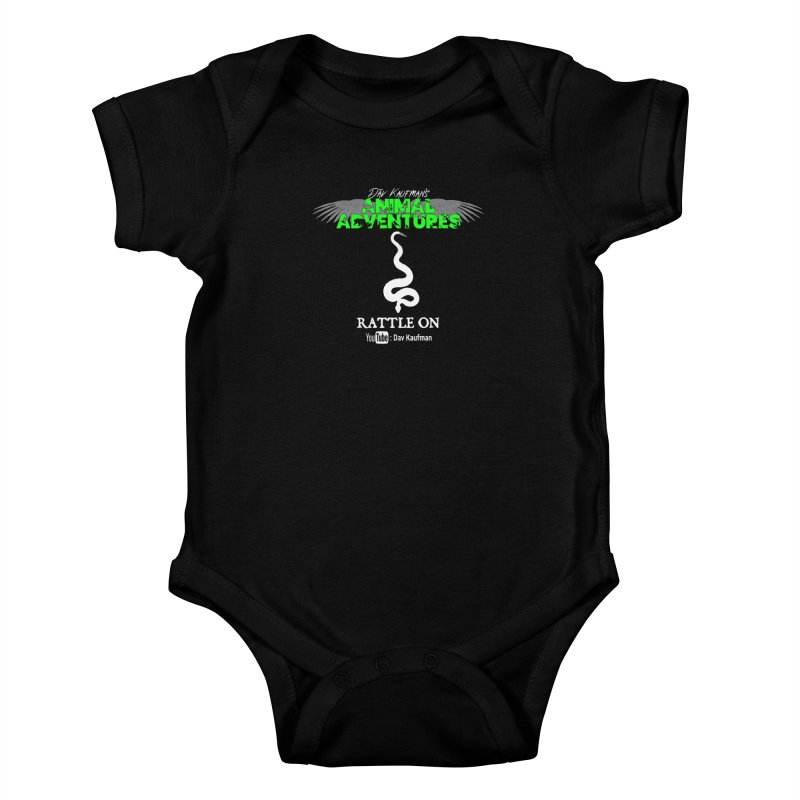 Animal Adventures Kids Baby Bodysuit by Dav Kaufman's Swag Shop!