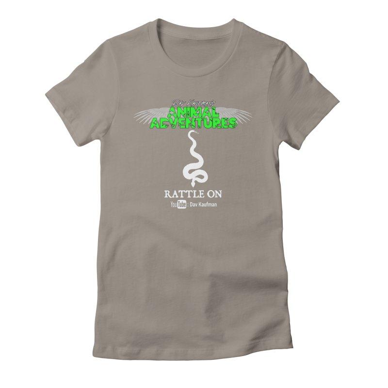 Animal Adventures Women's T-Shirt by Dav Kaufman's Swag Shop!
