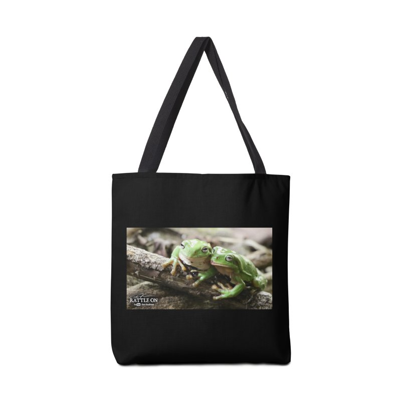 White's Tree Frogs Accessories Tote Bag Bag by Dav Kaufman's Swag Shop!