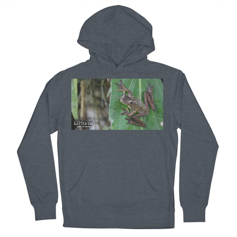 Map Frog 2 Women's Pullover Hoody by Dav Kaufman's Swag Shop!