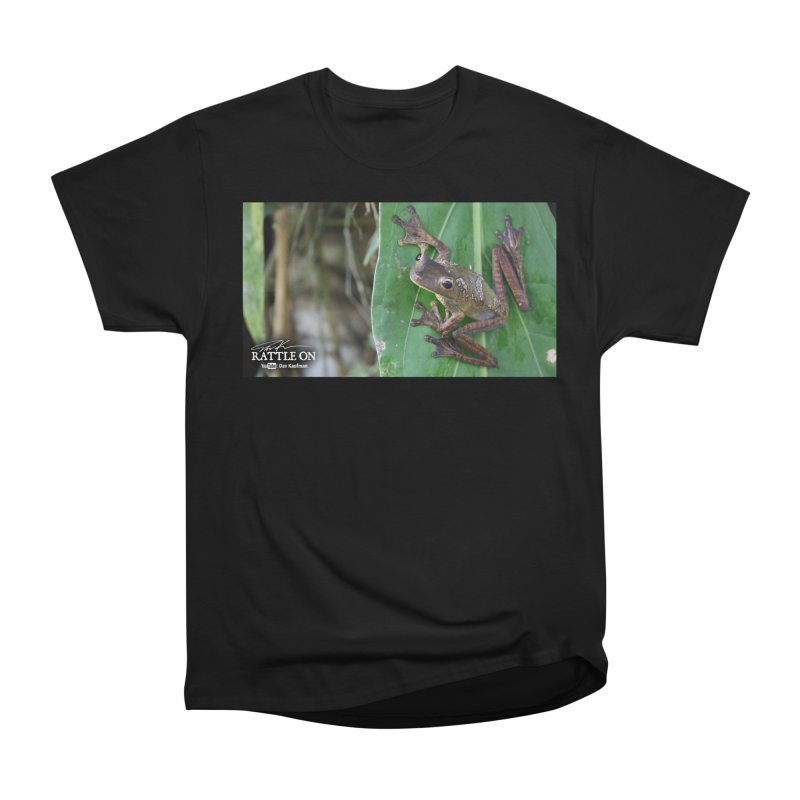 Map Frog 2 Men's Classic T-Shirt by Dav Kaufman's Swag Shop!