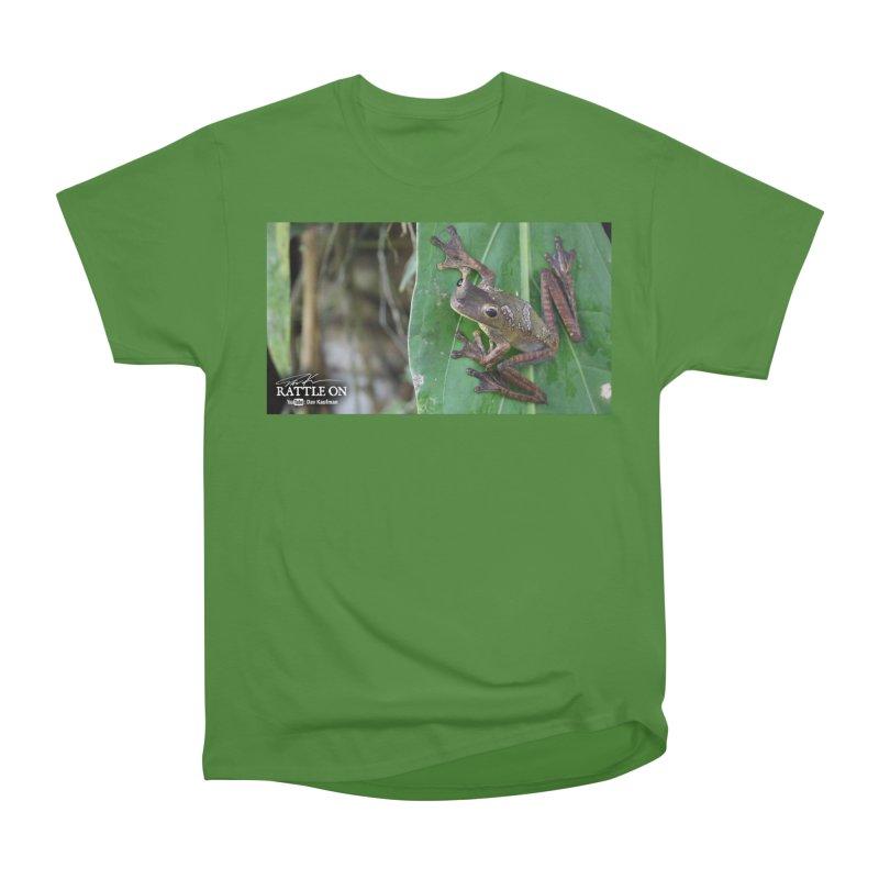 Map Frog 2 Men's Classic T-Shirt by Dav Kaufman's Swag Shop!