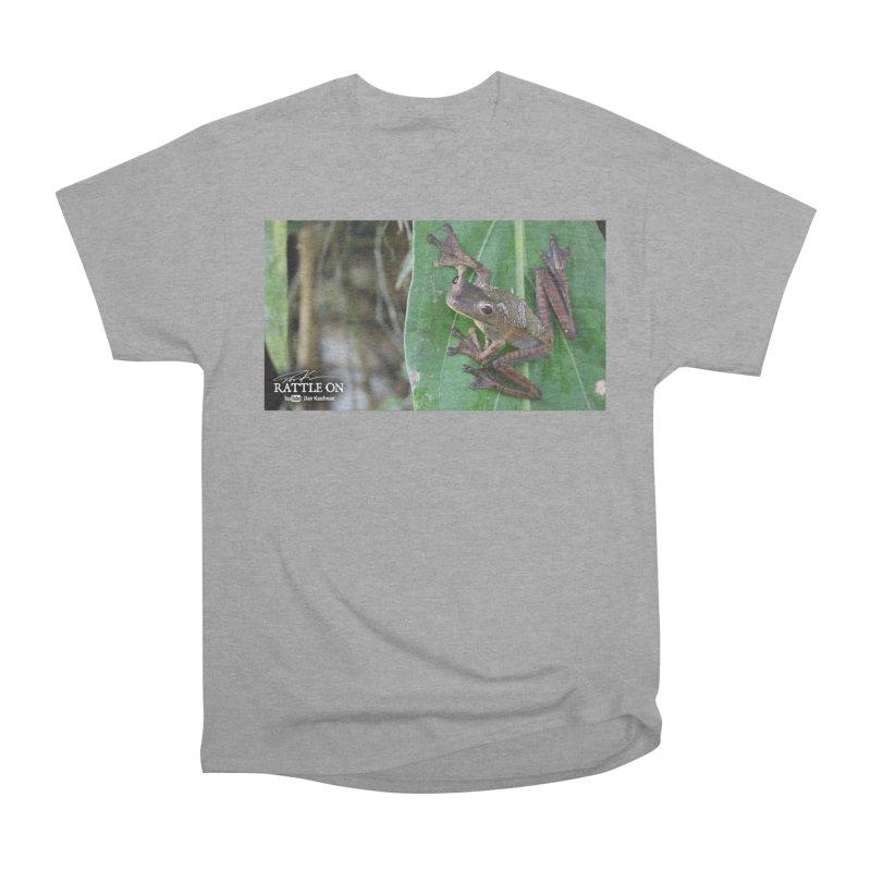 Map Frog 2 Women's Classic Unisex T-Shirt by Dav Kaufman's Swag Shop!