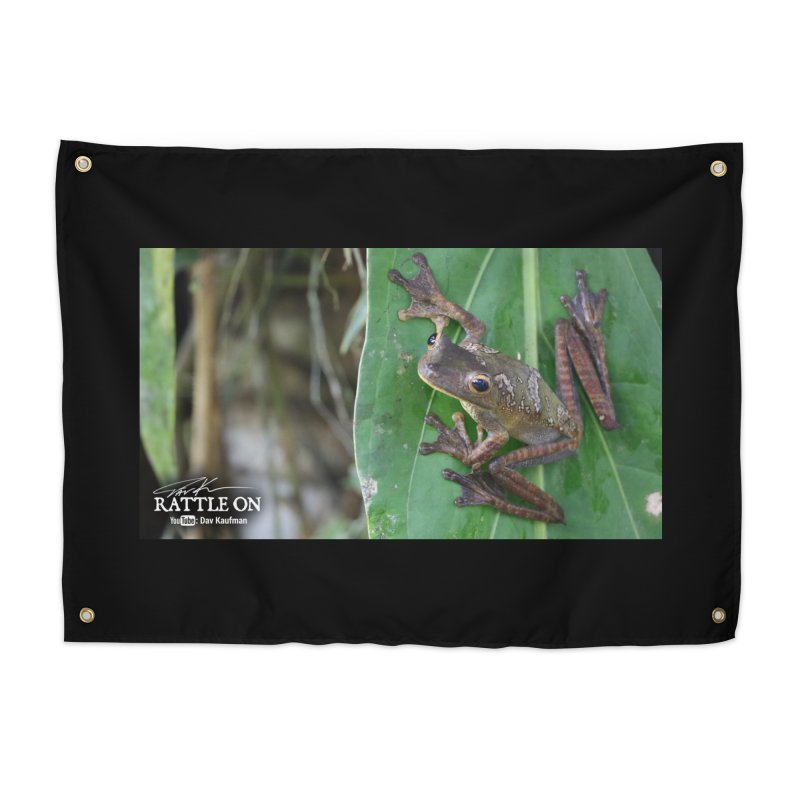 Map Frog 2 Home Tapestry by Dav Kaufman's Swag Shop!