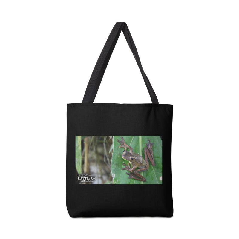 Map Frog 2 Accessories Tote Bag Bag by Dav Kaufman's Swag Shop!
