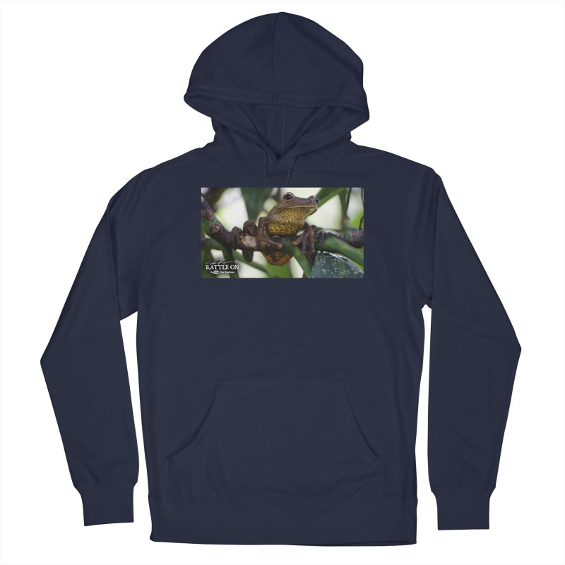 Map Frog Men's Pullover Hoody by Dav Kaufman's Swag Shop!