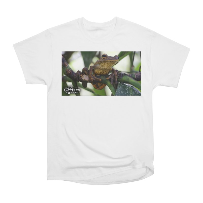 Map Frog Men's Classic T-Shirt by Dav Kaufman's Swag Shop!