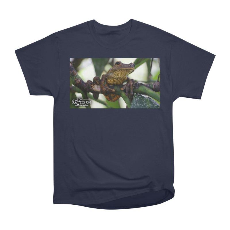 Map Frog Women's Classic Unisex T-Shirt by Dav Kaufman's Swag Shop!