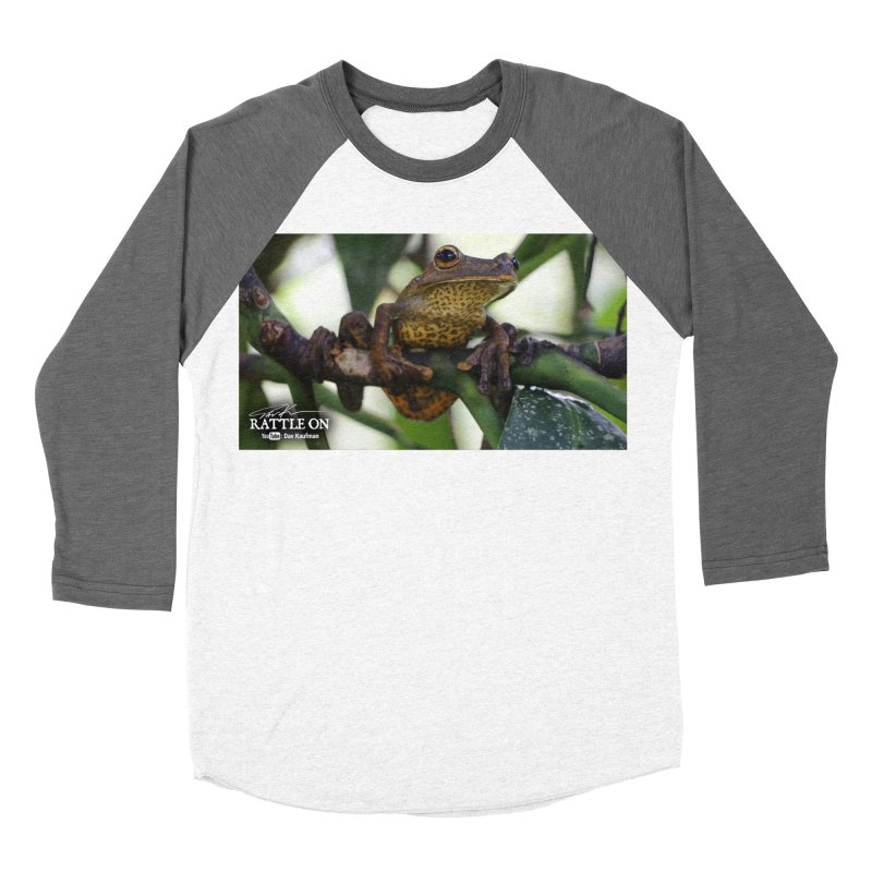 Map Frog Women's Longsleeve T-Shirt by Dav Kaufman's Swag Shop!