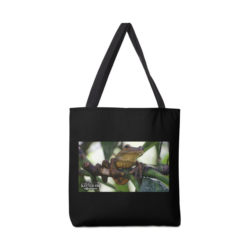 Map Frog Accessories Bag by Dav Kaufman's Swag Shop!