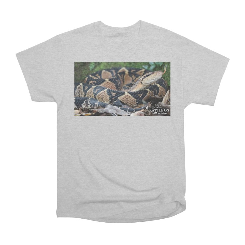 Bushmaster Women's Heavyweight Unisex T-Shirt by Dav Kaufman's Swag Shop!