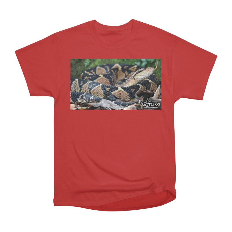 Bushmaster Men's T-Shirt by Dav Kaufman's Swag Shop!