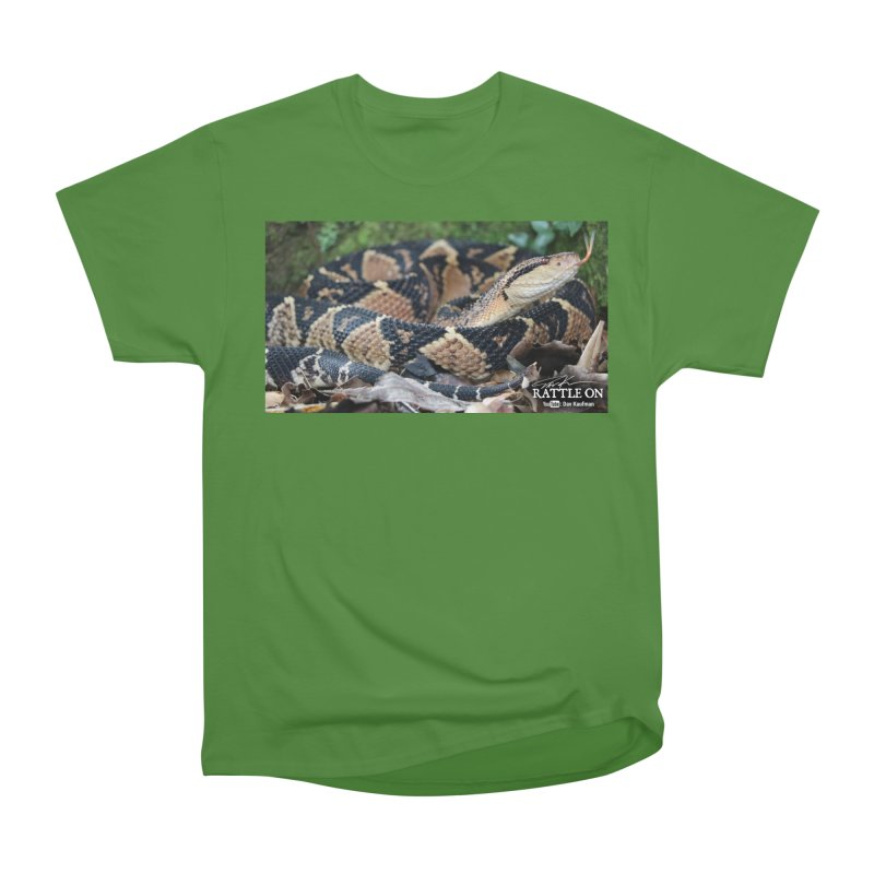 Bushmaster Men's Classic T-Shirt by Dav Kaufman's Swag Shop!