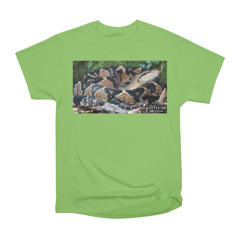 Bushmaster Men's Heavyweight T-Shirt by Dav Kaufman's Swag Shop!