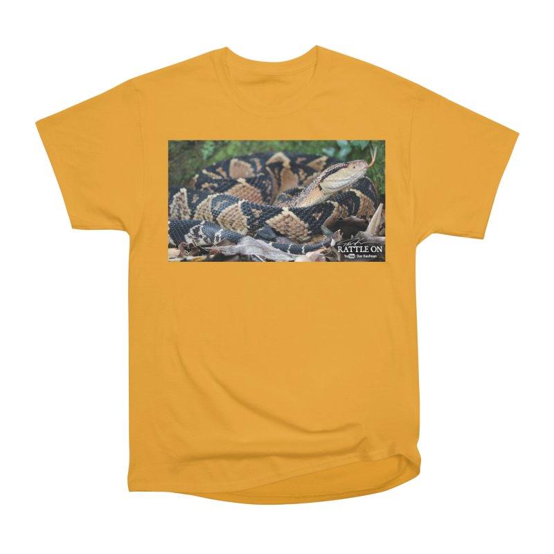 Bushmaster Men's Heavyweight T-Shirt by Dav Kaufman's Swag Shop!