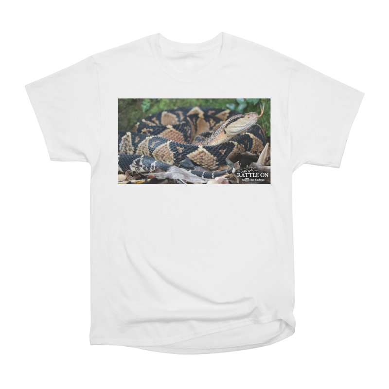 Bushmaster Women's Heavyweight Unisex T-Shirt by Dav Kaufman's Swag Shop!