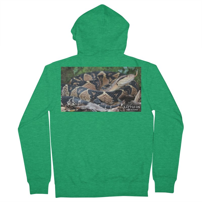 Bushmaster Men's French Terry Zip-Up Hoody by Dav Kaufman's Swag Shop!