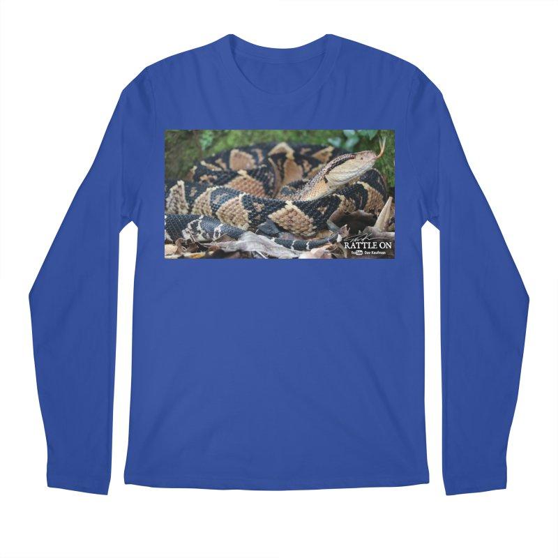Bushmaster Men's Regular Longsleeve T-Shirt by Dav Kaufman's Swag Shop!
