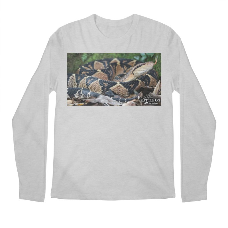 Bushmaster Men's Regular Longsleeve T-Shirt by Dav Kaufman's Swag Shop!