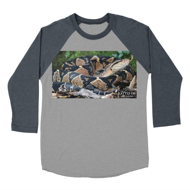 Bushmaster Women's Baseball Triblend T-Shirt by Dav Kaufman's Swag Shop!