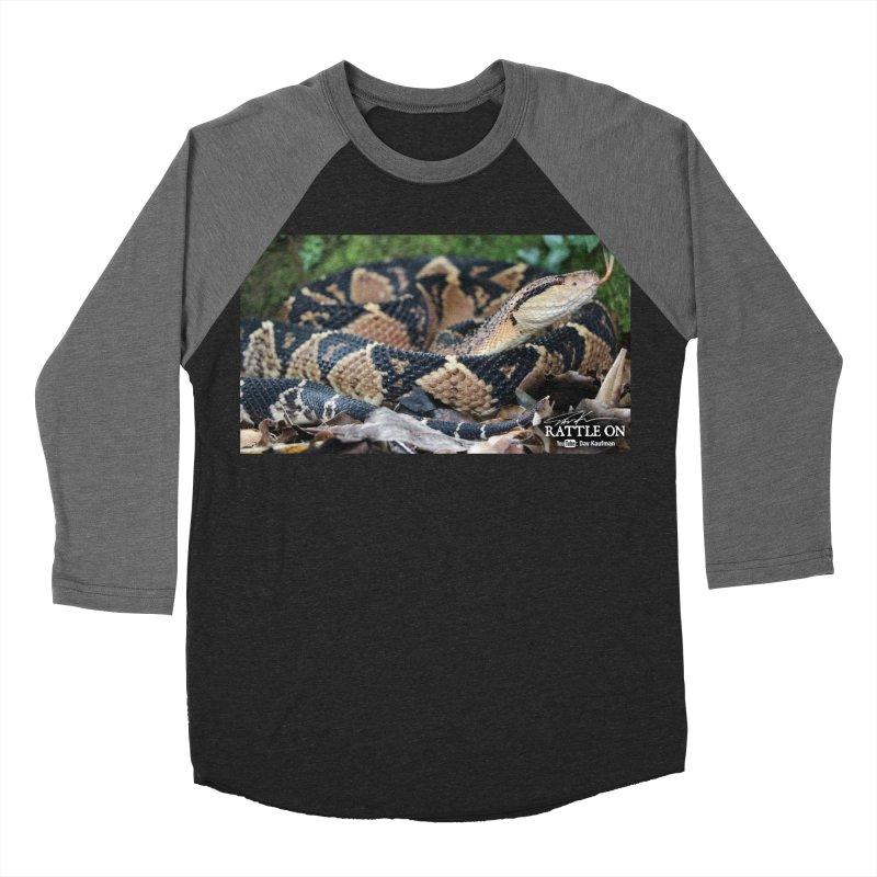 Bushmaster Men's Baseball Triblend T-Shirt by Dav Kaufman's Swag Shop!
