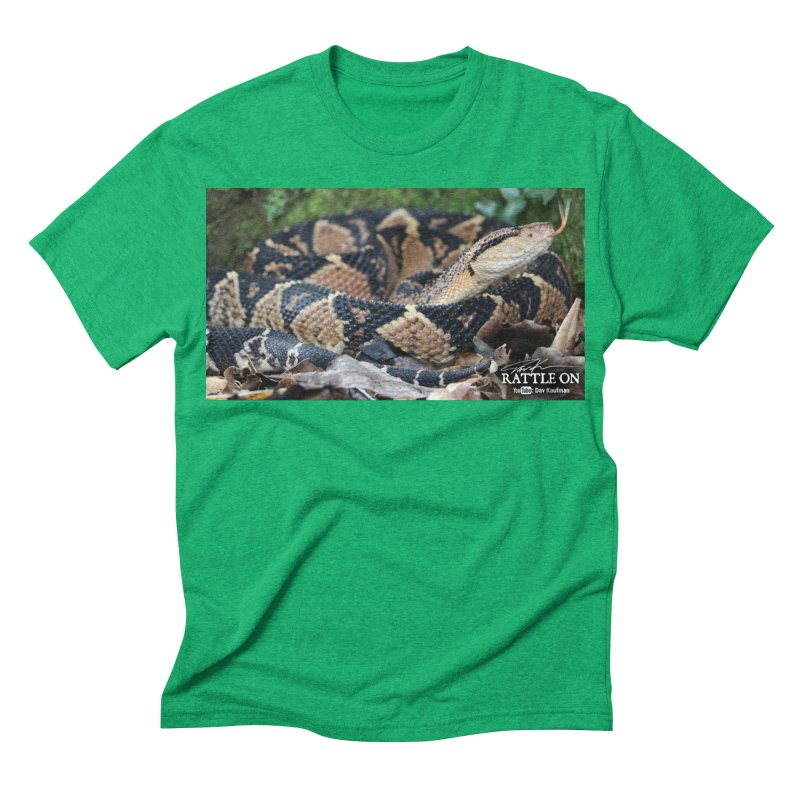 Bushmaster Men's Triblend T-shirt by Dav Kaufman's Swag Shop!