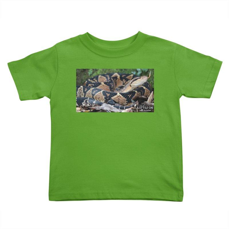 Bushmaster Kids Toddler T-Shirt by Dav Kaufman's Swag Shop!
