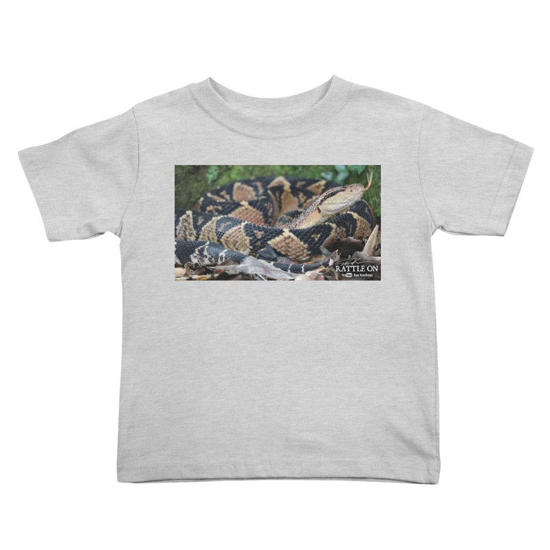Bushmaster Kids Toddler T-Shirt by Dav Kaufman's Swag Shop!