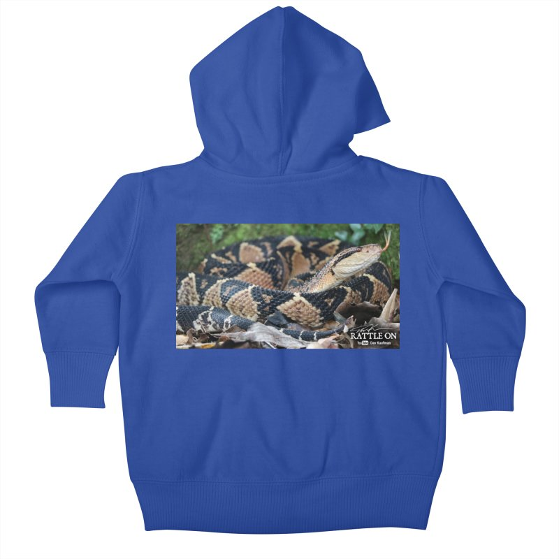 Bushmaster Kids Baby Zip-Up Hoody by Dav Kaufman's Swag Shop!