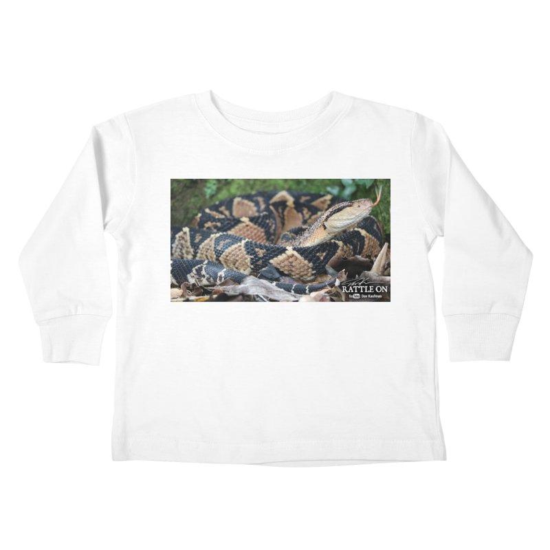 Bushmaster Kids Toddler Longsleeve T-Shirt by Dav Kaufman's Swag Shop!