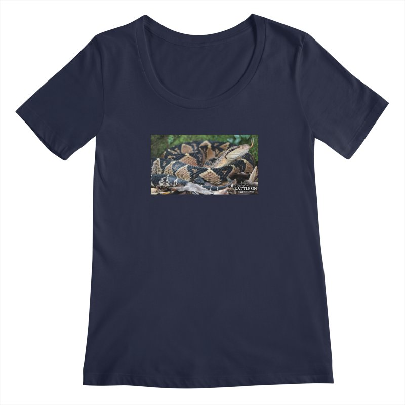 Bushmaster Women's Regular Scoop Neck by Dav Kaufman's Swag Shop!