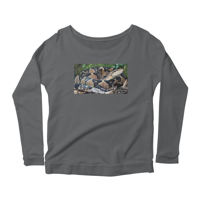 Bushmaster Women's Scoop Neck Longsleeve T-Shirt by Dav Kaufman's Swag Shop!