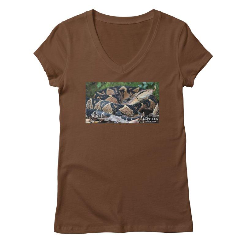 Bushmaster Women's Regular V-Neck by Dav Kaufman's Swag Shop!